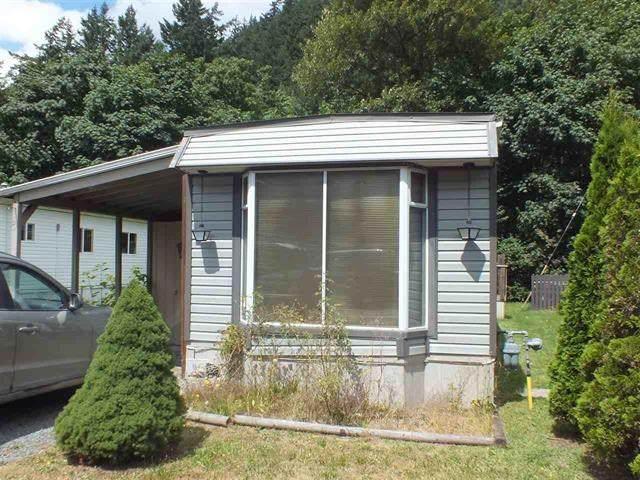 65367 Kawkawa Lake Road 9C, Hope, BC V0X 1L1 (#R2535147) :: RE/MAX City Realty