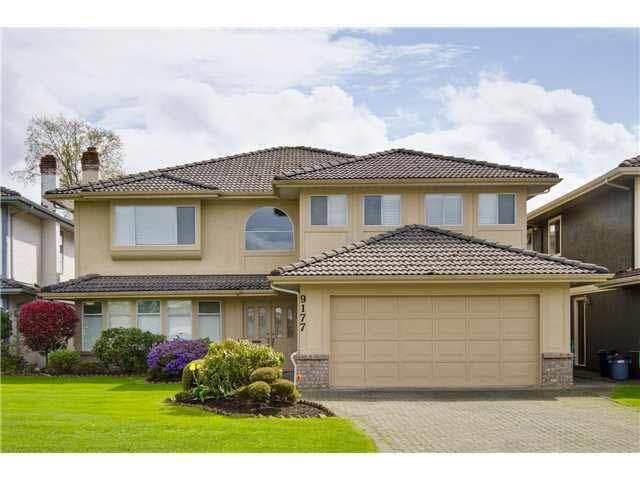 9177 Evancio Crescent, Richmond, BC V7E 5J2 (#R2536126) :: RE/MAX City Realty