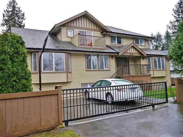 875 Greene Street, Coquitlam, BC V3C 2B9 (#R2538467) :: RE/MAX City Realty