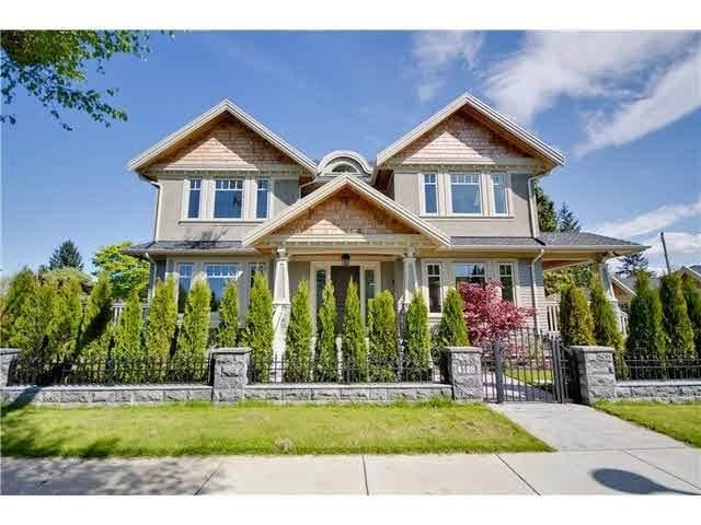 4128 Selkirk Street, Vancouver, BC V6H 0B6 (#R2539158) :: Macdonald Realty