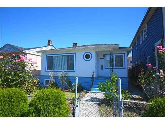 3470 Knight Street, Vancouver, BC V5N 3K9 (#R2540408) :: RE/MAX City Realty