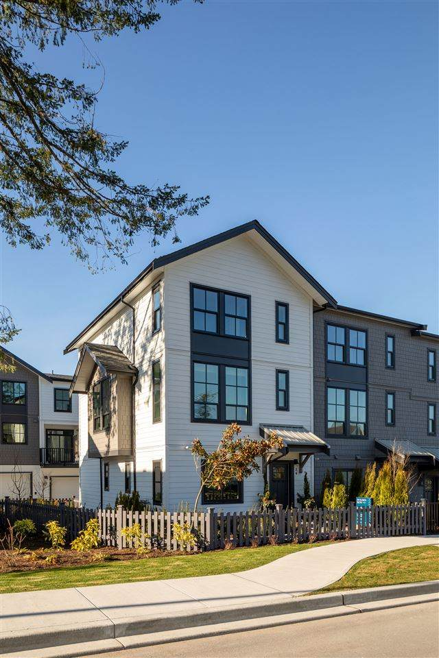 16565 24A Avenue #6, Surrey, BC V0V 0V0 (#R2542483) :: RE/MAX City Realty