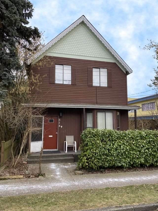 514 Third Avenue, New Westminster, BC V3L 1M7 (#R2542739) :: RE/MAX City Realty