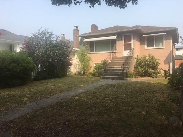 5336 Rhodes Street, Vancouver, BC V5R 3N8 (#R2542793) :: RE/MAX City Realty