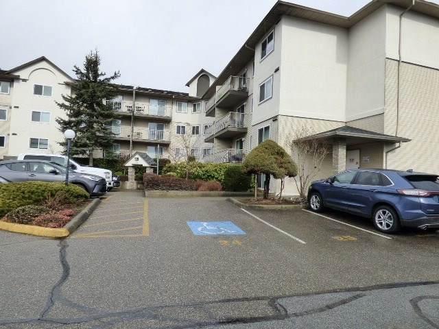 7694 Evans Road #117, Chilliwack, BC V2R 3W3 (#R2543218) :: Macdonald Realty