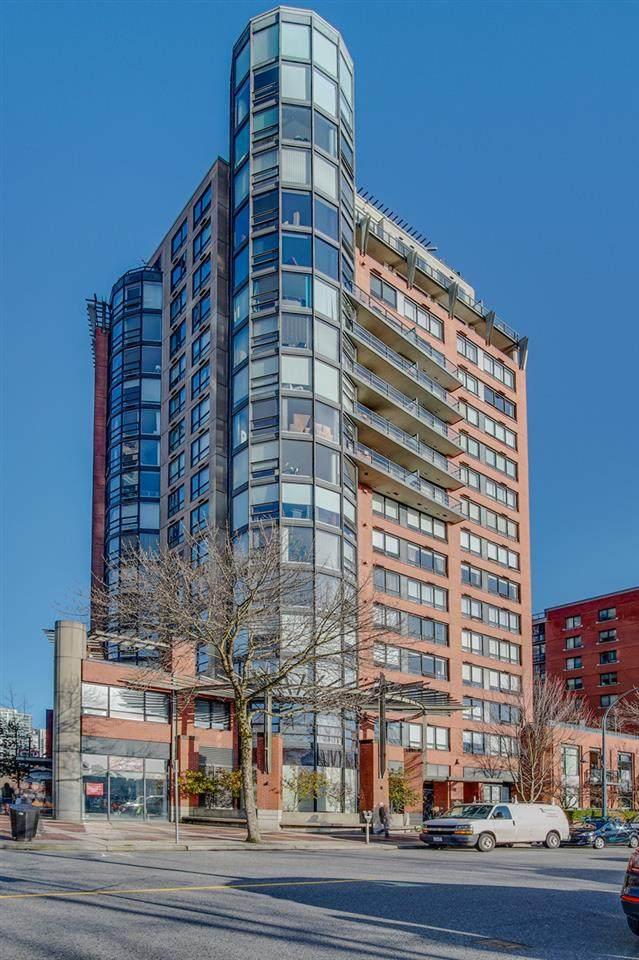 199 Drake Street 2A, Vancouver, BC V6Z 2T9 (#R2545356) :: Macdonald Realty
