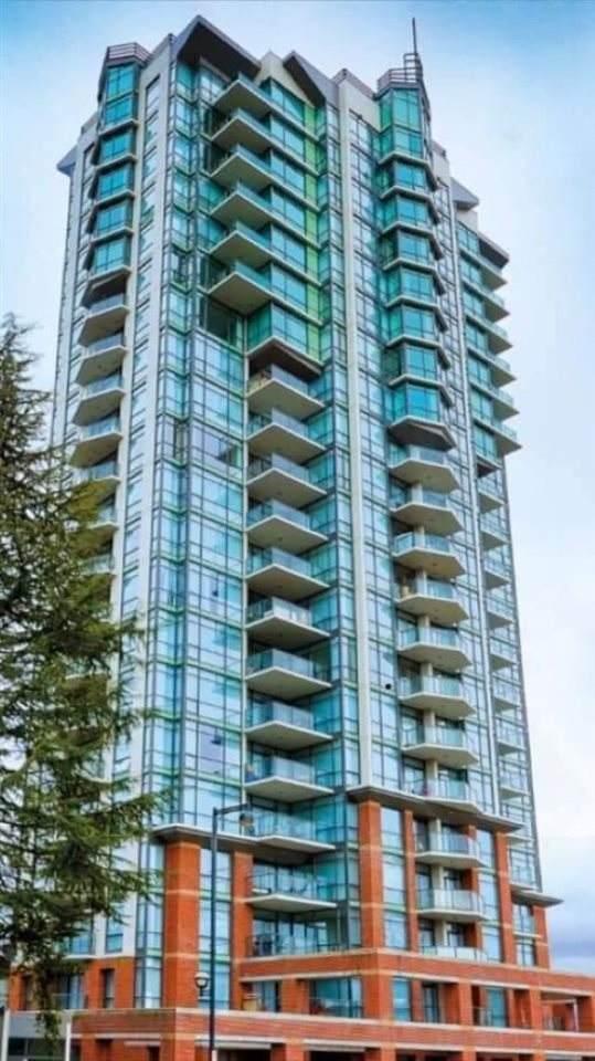 13399 104 Avenue #1402, Surrey, BC V3T 0C9 (#R2546505) :: Macdonald Realty