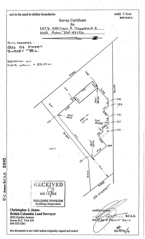 5826 138 Street, Surrey, BC V3X 0C9 (#R2554115) :: Macdonald Realty