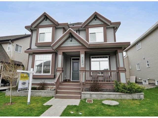 6683 194 Street, Surrey, BC V4N 0C2 (#R2563697) :: Macdonald Realty