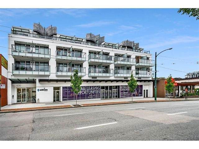 630 E Broadway #303, Vancouver, BC V5T 0J1 (#R2563867) :: 604 Realty Group