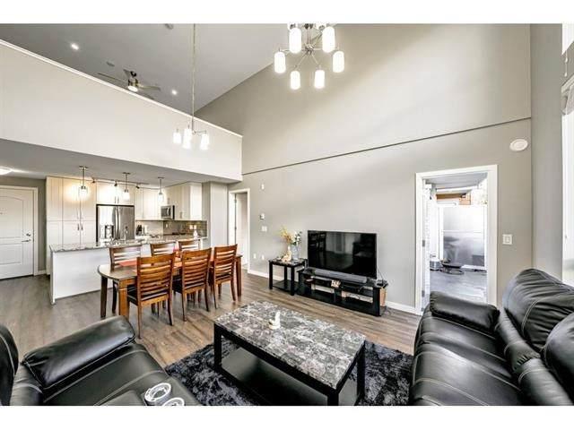 6490 194 Street #410, Surrey, BC V4N 6J9 (#R2573743) :: Premiere Property Marketing Team