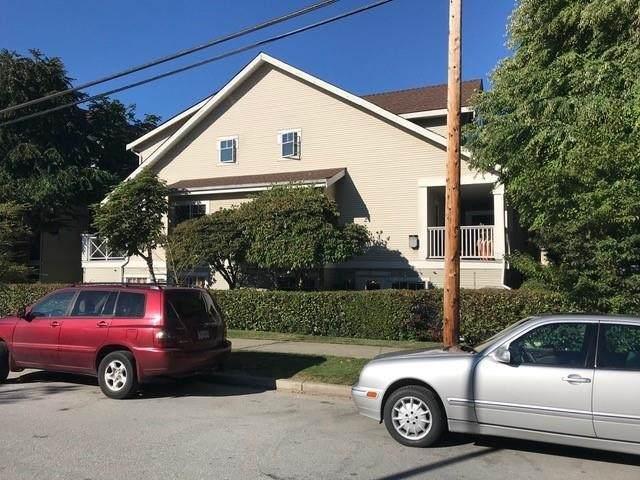 2498 E 8TH Avenue #3, Vancouver, BC V5M 4V4 (#R2575110) :: 604 Realty Group