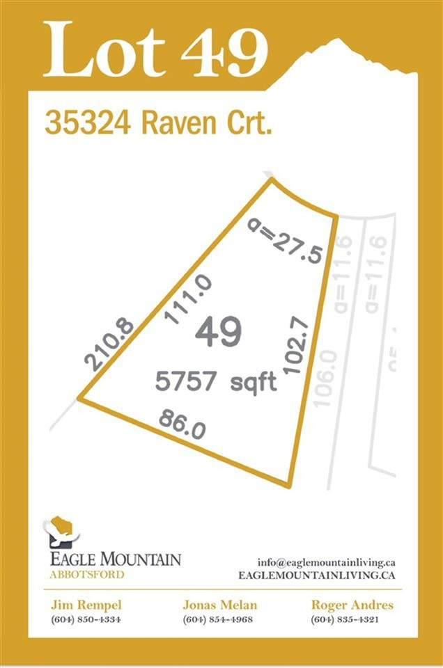 35324 Raven Court, Abbotsford, BC V3G 0G2 (#R2575691) :: Initia Real Estate