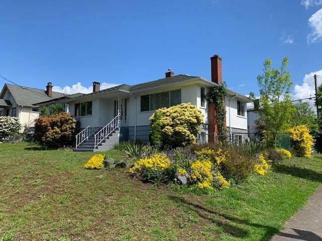 896 Lillooet Street, Vancouver, BC V5K 4G9 (#R2576873) :: 604 Realty Group