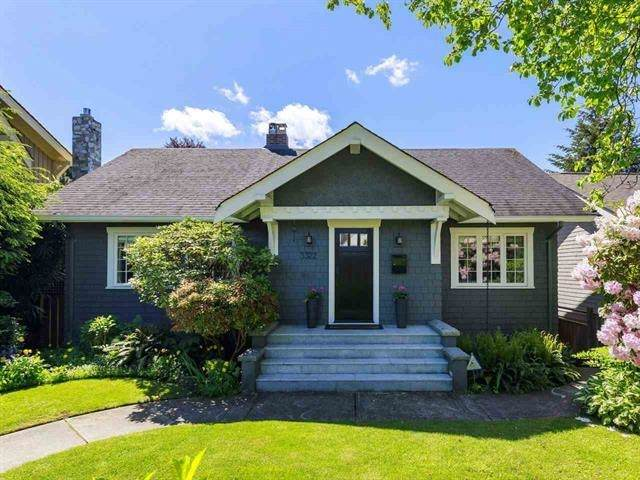 3322 W 38TH Avenue, Vancouver, BC V6N 2X7 (#R2593687) :: 604 Realty Group