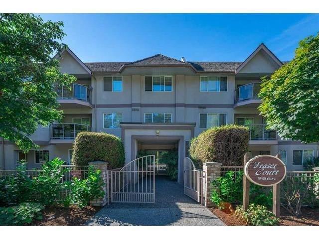 9865 140 Street #103, Surrey, BC V3T 4M4 (#R2605300) :: Ben D'Ovidio Personal Real Estate Corporation | Sutton Centre Realty