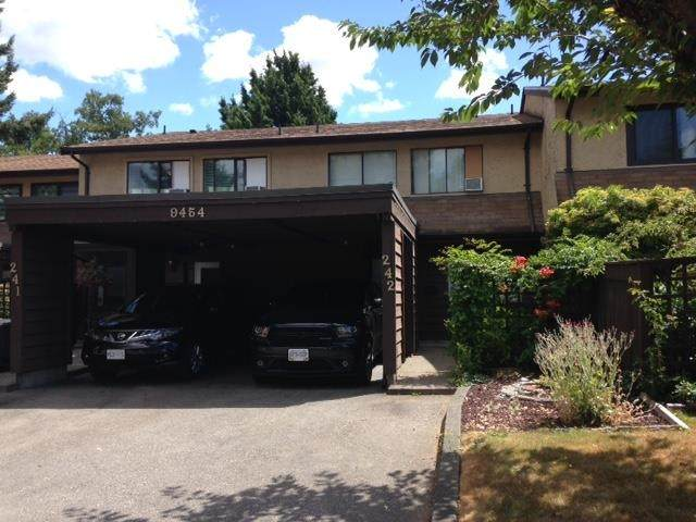 9454 Prince Charles Boulevard #242, Surrey, BC V3V 1S6 (#R2605394) :: Ben D'Ovidio Personal Real Estate Corporation | Sutton Centre Realty