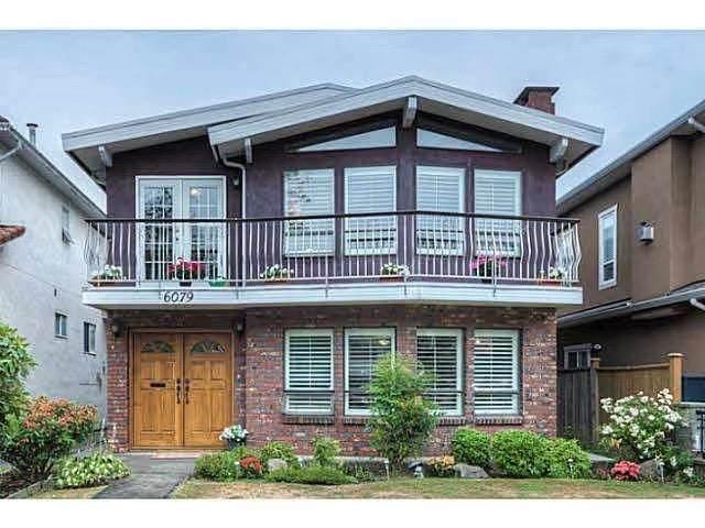 6079 Nanaimo Street, Vancouver, BC V5P 4K2 (#R2607186) :: Ben D'Ovidio Personal Real Estate Corporation   Sutton Centre Realty