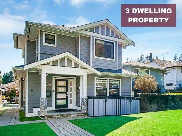 661 E 22ND Street, North Vancouver, BC V7L 3E1 (#R2617971) :: 604 Home Group