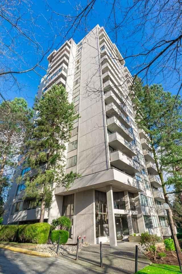 2060 Bellwood Avenue #706, Burnaby, BC V5B 4V2 (#R2619992) :: RE/MAX City Realty