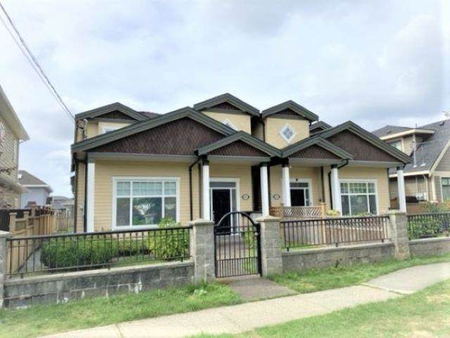 903 Cliff Avenue, Burnaby, BC V5A 2J4 (#R2622350) :: 604 Home Group