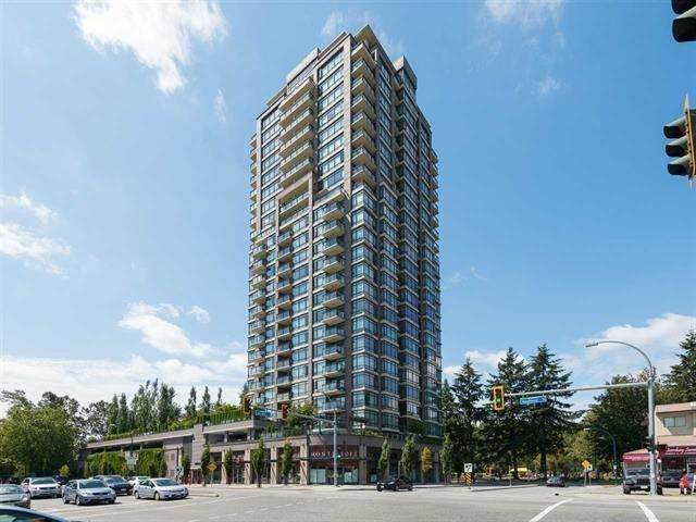 2789 Shaughnessy Street #1207, Port Coquitlam, BC V3C 0C3 (#R2628801) :: 604 Home Group