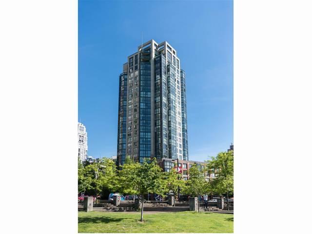 289 Drake Street #2305, Vancouver, BC V6B 5Z5 (#R2180990) :: Re/Max Select Realty
