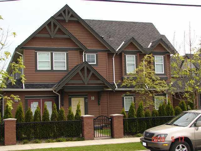 7060 Ash Street #17, Richmond, BC V6Y 2S1 (#R2191348) :: West One Real Estate Team