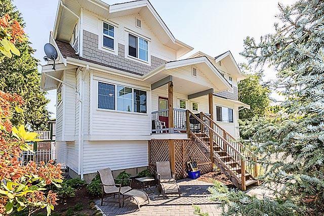 12016 York Street #4, Maple Ridge, BC V2X 5R9 (#R2214834) :: HomeLife Glenayre Realty