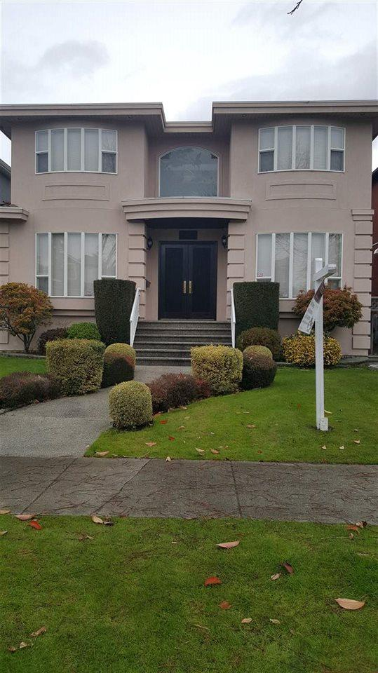 2939 W 20TH Avenue, Vancouver, BC V6L 1H6 (#R2239403) :: Re/Max Select Realty