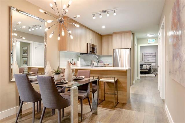 12460 191 Street #211, Pitt Meadows, BC V0V 0V0 (#R2253517) :: West One Real Estate Team
