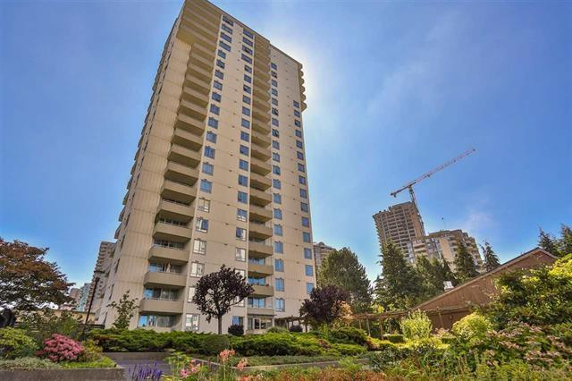 5645 Barker Avenue #1903, Burnaby, BC V5H 3Z5 (#R2257284) :: West One Real Estate Team