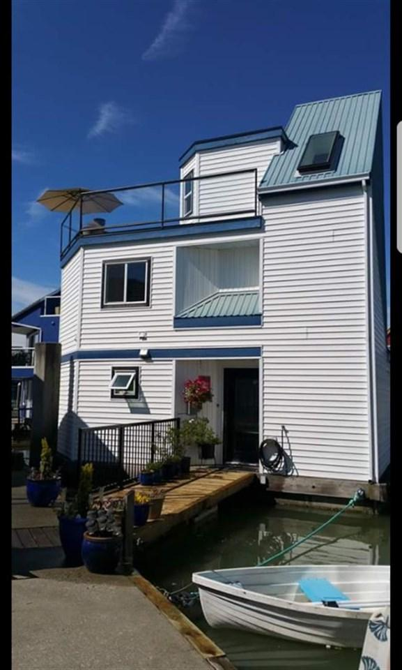 3459 W River Road #30, Delta, BC V4K 4Y9 (#R2354999) :: TeamW Realty