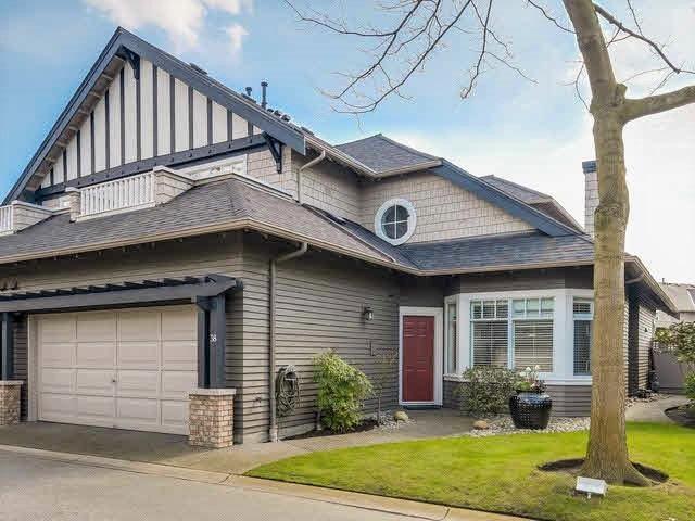 6000 Barnard Drive #38, Richmond, BC V7C 5P7 (#R2364722) :: Vancouver Real Estate