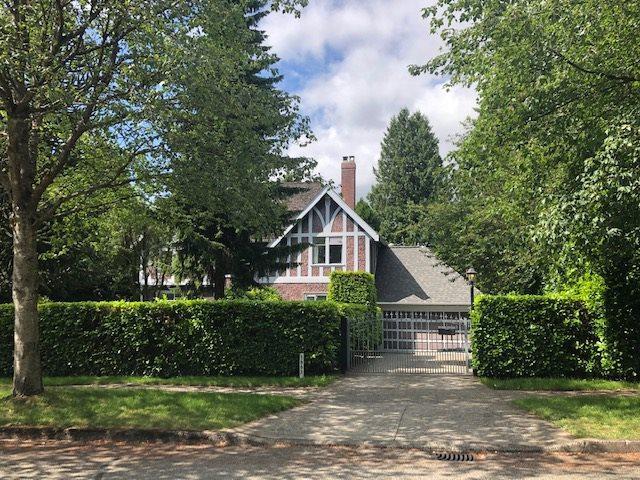 1663 Avondale Avenue, Vancouver, BC V6M 1S2 (#R2380358) :: Royal LePage West Real Estate Services