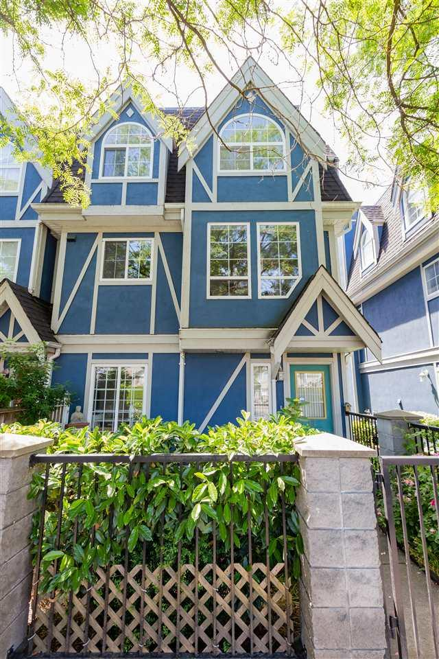 11571 Thorpe Road #17, Richmond, BC V6X 3Z4 (#R2380843) :: Royal LePage West Real Estate Services
