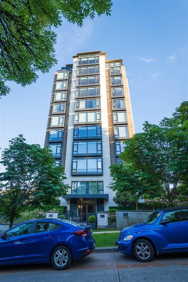 2260 W 39TH Avenue #701, Vancouver, BC V6M 1T9 (#R2381461) :: Vancouver Real Estate