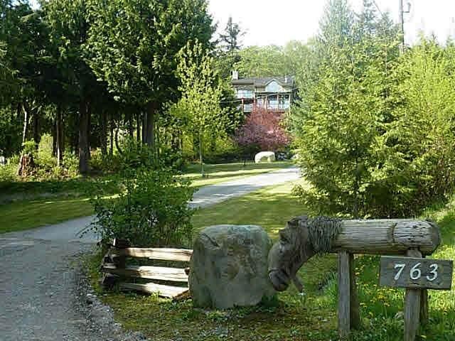 763 Mansfield Road, Roberts Creek, BC V0N 2W5 (#R2431930) :: RE/MAX City Realty