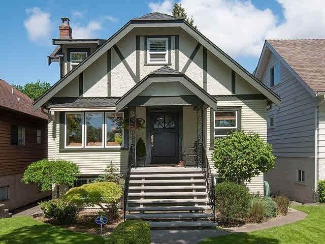 3105 W 29TH Avenue, Vancouver, BC V6L 1Y5 (#R2501451) :: Initia Real Estate