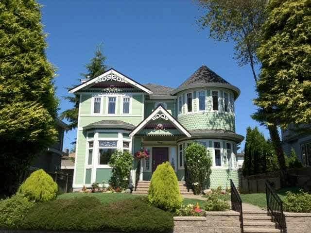 4085 W 40TH Avenue, Vancouver, BC V6N 3B9 (#R2509541) :: Homes Fraser Valley