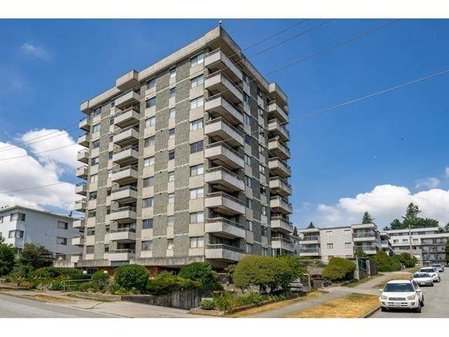 47 Agnes Street #503, New Westminster, BC V3L 1E2 (#R2520781) :: 604 Home Group