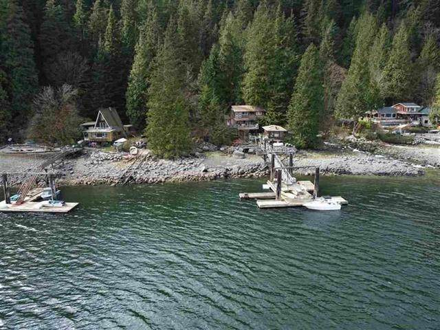 LOT 7 Coldwell Beach, North Vancouver, BC V7H 2Y4 (#R2624233) :: Ben D'Ovidio Personal Real Estate Corporation   Sutton Centre Realty