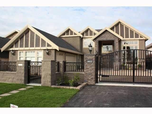 9831 Greenlees Road, Richmond, BC V7A 1V2 (#R2624892) :: 604 Home Group
