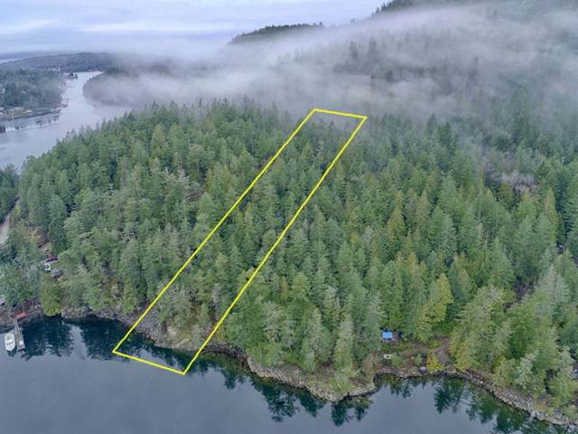 Proposed Lot 5B Oyster Bay Road, Garden Bay, BC V0N 1S1 (#R2473365) :: RE/MAX City Realty