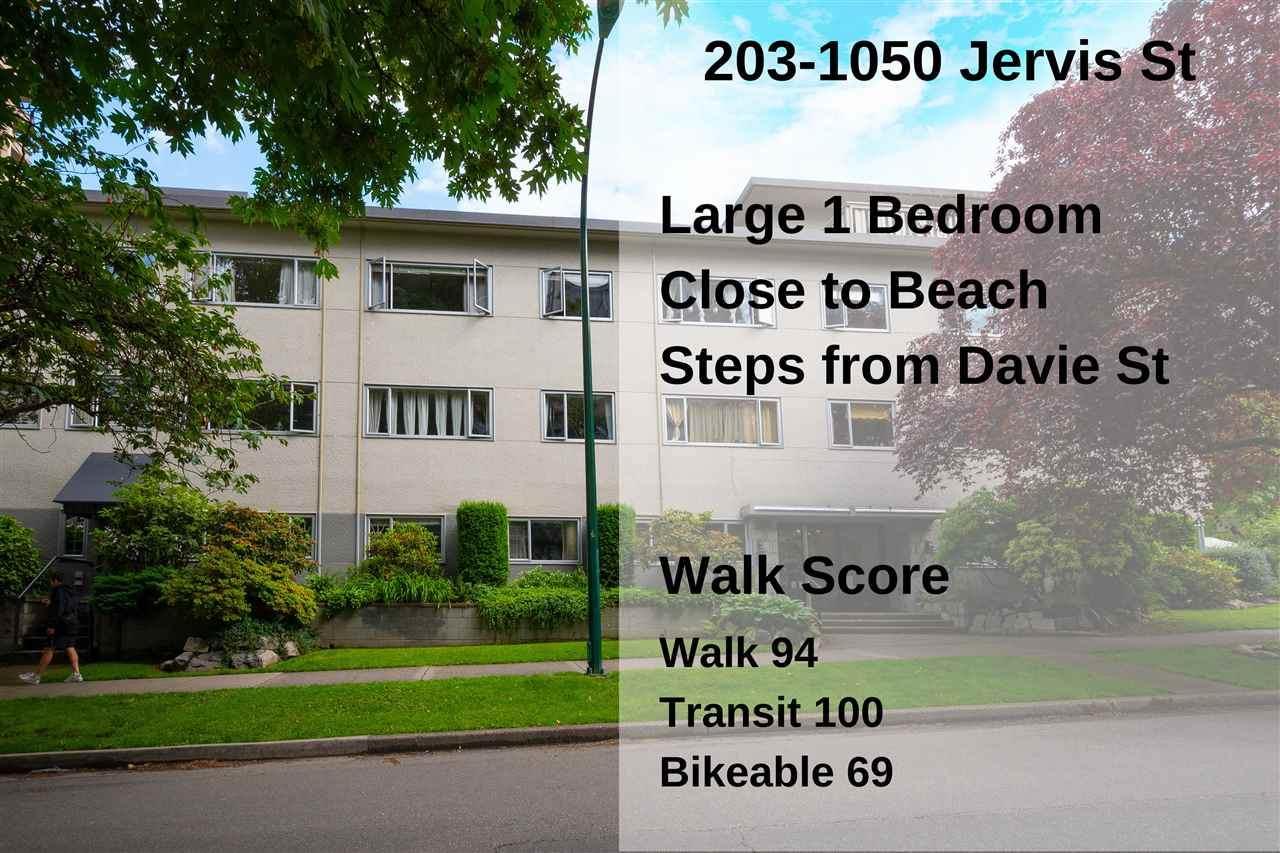 1050 Jervis Street - Photo 1