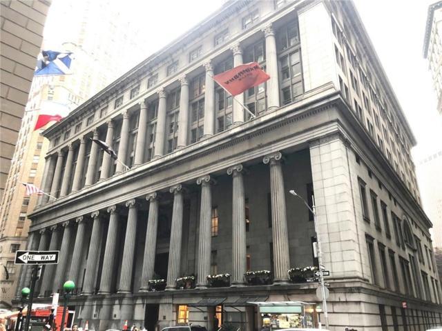 55 Wall Street #722, New York, NY 10005 (MLS #423889) :: RE/MAX Edge