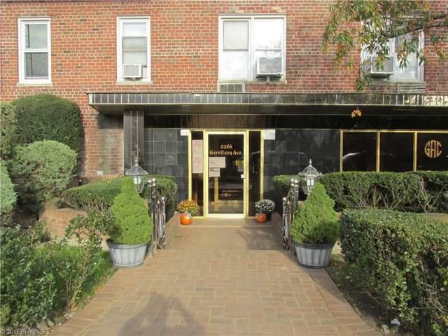 2265 Gerritsen Avenue 6H, BROOKLYN, NY 11229 (MLS #434148) :: RE/MAX Edge