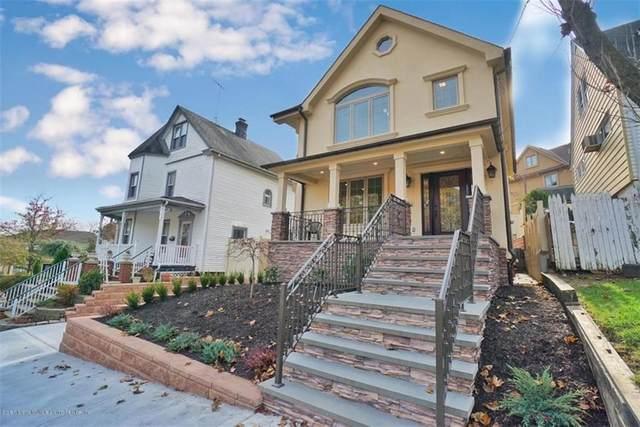 40 Vista Avenue, Staten  Island, NY 10304 (MLS #436892) :: RE/MAX Edge