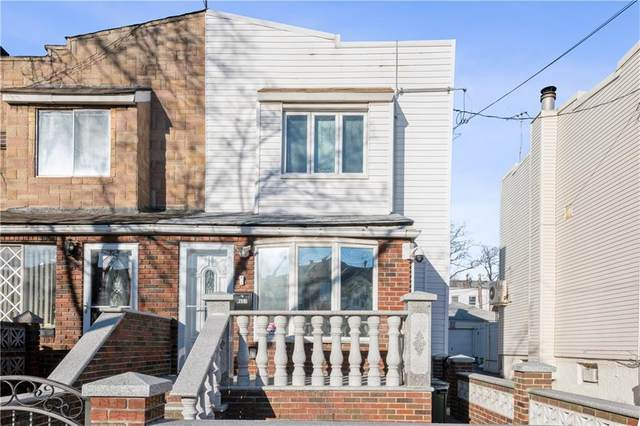 1657 73 Street Street SE, BROOKLYN, NY 11204 (MLS #448854) :: Team Pagano