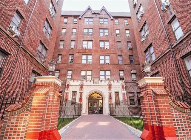 446 Kingston Avenue F9, BROOKLYN, NY 11225 (MLS #448855) :: Team Pagano